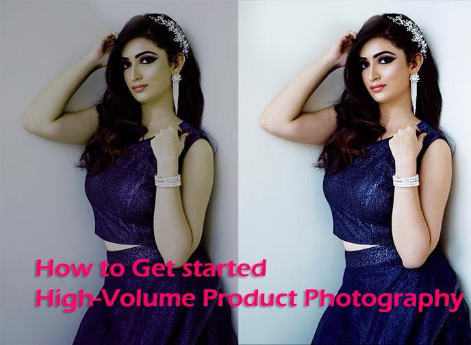 High-Volume Prodcut photography -Photolixa