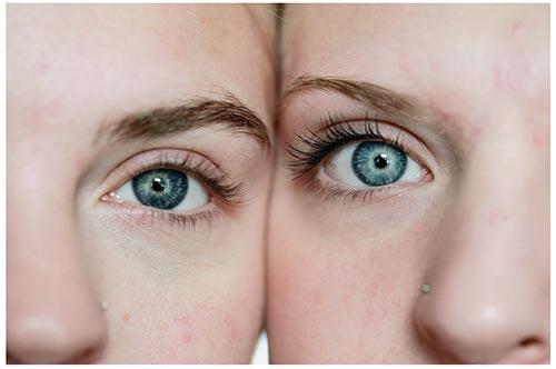 Changed eye color - Photoshop ediitng services- Photolixa