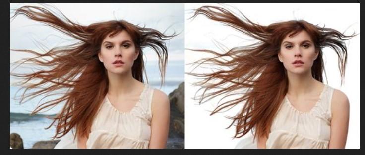 Photo Hair masking service - Photolixa