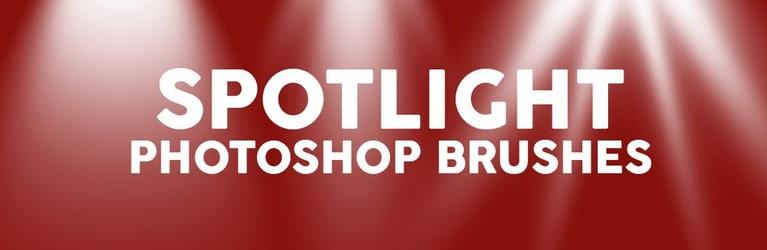 Spotlight Photoshop brush tool-Photolixa