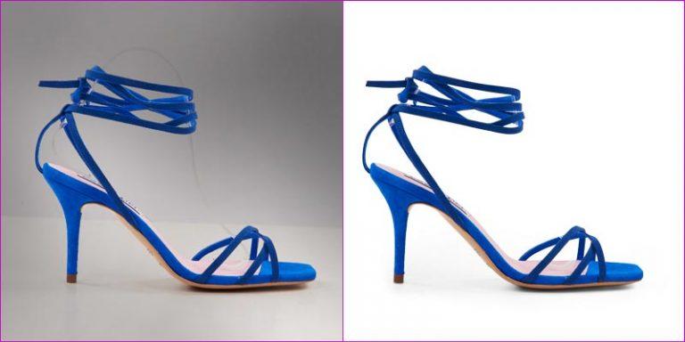 Shoe- ecommerce Photo editing service usa _ Photolixa