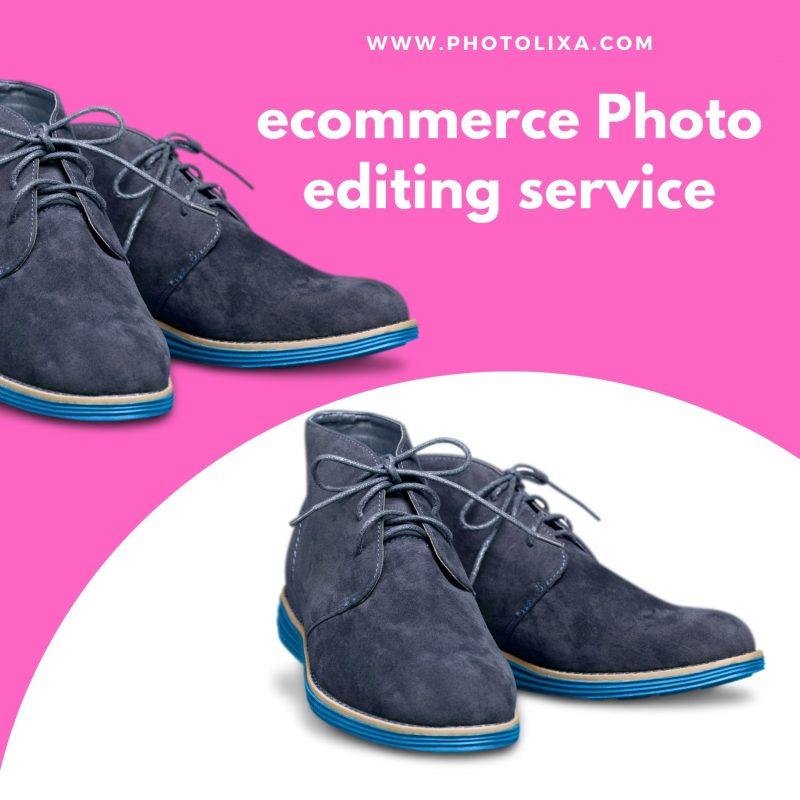 ecommerce Photo editing service
