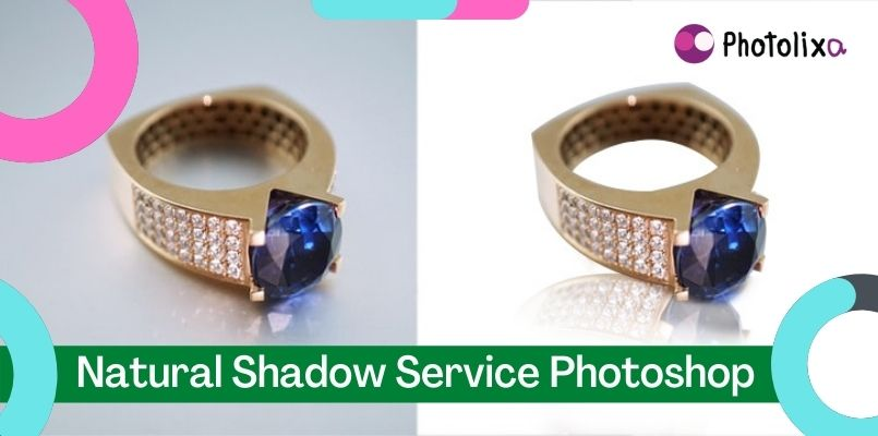 Natural Shadow Service Photoshop(