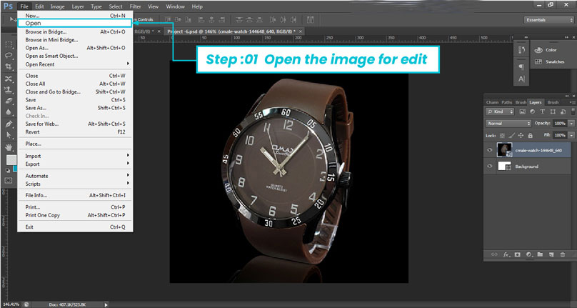 what is a image editing