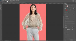 See Through Clothes In Photoshop